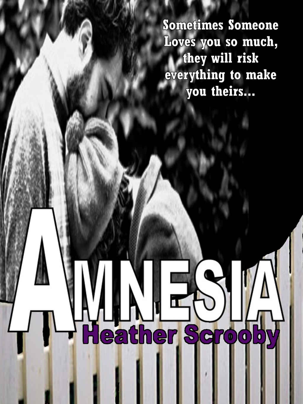 Amnesia by Heather Scrooby